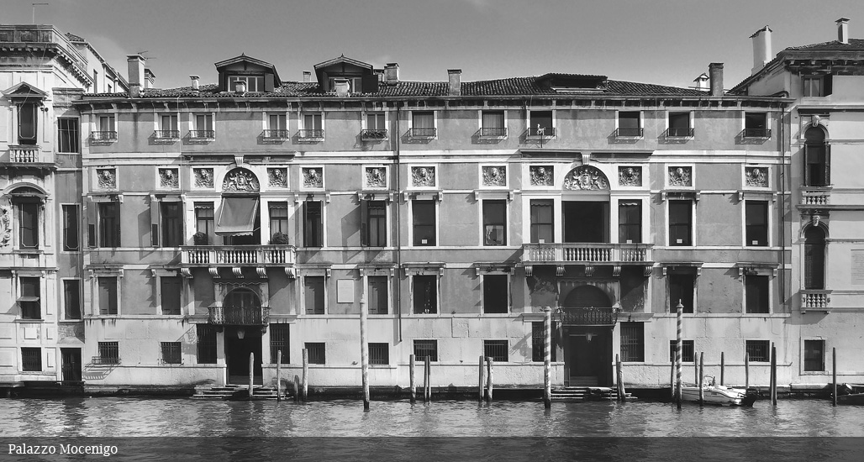 canal grande di venezia catalogo illustrato palazzo