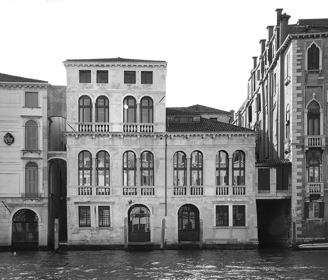 Canal grande di venezia catalogo illustrato palazzi for Piani di palazzi contemporanei